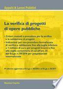 La verifica di progetti di opere pubbliche