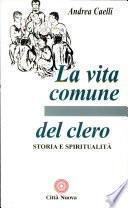 La vita comune del clero