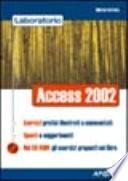 Laboratorio di Access 2002