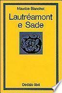 Lautréamont e Sade