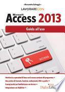 Lavorare con Microsoft Access 2013
