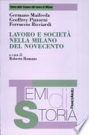 Lavoro e società nella Milano del Novecento
