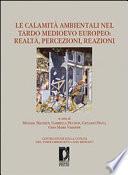 Le calamità ambientali nel tardo Medioevo europeo