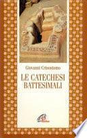 Le catechesi battesimali