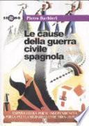 Le cause della guerra civile spagnola