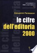 Le cifre dell'editoria 2000