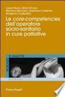 Le core-competencies dell'operatore socio-sanitario in cure palliative