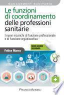 Le funzioni di coordinamento delle professioni sanitarie