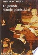Le grandi scuole pianistiche
