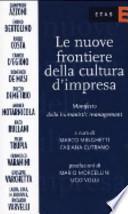 Le nuove frontiere della cultura d'impresa. Manifesto dello humanistic management