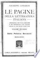 Le pagine della letteratura italiana