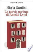 Le parole perdute di Amelia Lynd