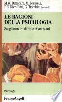 Le ragioni della psicologia