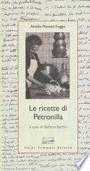 Le ricette di Petronilla