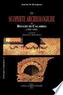 Le scoperte archeologiche di Reggio di Calabria