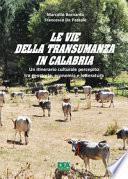 Le vie della transumanza in Calabria. Un itinerario culturale percepito tra geostoria, economia e letteratura