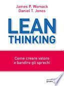 Lean Thinking. Come creare valore e bandire gli sprechi