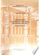 Leone Leoni e la musica a Vicenza nei secoli XVI-XVII