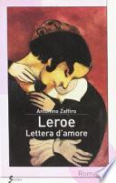 Leroe. Lettera d'amore