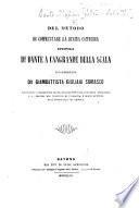 Letter X. Del metodo di commentare la Divina Commedia. Epistola di Dante a Cangrande della Scala. Interpretata da Giambattista Giuliani. Lat. & Ital