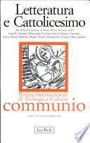 Letteratura e cattolicesimo
