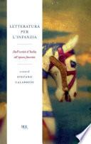 Letteratura italiana per l'infanzia