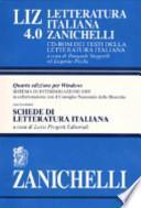 Letteratura italiana Zanichelli