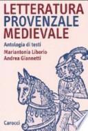 Letteratura provenzale medievale