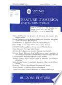 Letterature d'America