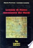 Lezioni di fisica: meccanica dei fluidi