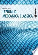 Lezioni di meccanica classica