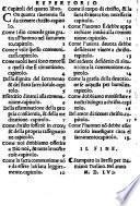Li quatro libri ... della imitatione di Christo, del dispregio del mondo et delle sue vanitadi (etc.)