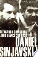 Libro Bianco sul Caso Sinjavskij Daniel'