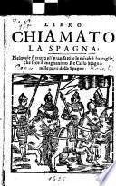 Libro chiamato La Spagna