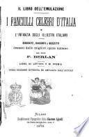 Libro dell'emulazione i fanciulli celebri d'Italia e l'infanzia degli illustri italiani dal prof. F. Berlan