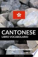 Libro Vocabolario Cantonese