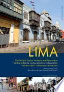 Lima – Centro storico. Conoscenza e restauro - con DVD video