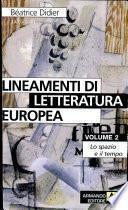 Lineamenti di letteratura europea