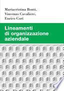 Lineamenti di organizzazione aziendale