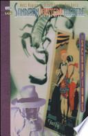 Lo scorpione. Sandman mystery theatre