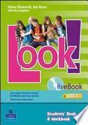 Look! Livebook-Student's book-Workbook. Con espansione online. Per la Scuola media. Con CD-ROM