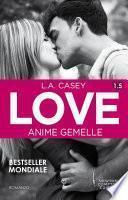 Love 1.5. Anime gemelle