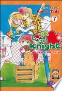 Love me knight. Kiss me Licia