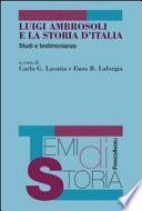 Luigi Ambrosoli e la storia d'Italia