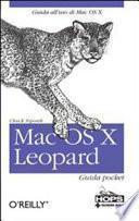 Mac OS X Leopard. Guida pocket