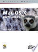 Mac OS X. Snow Leopard. Missing manual
