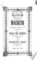 Macbeth melodramma in quattro parti