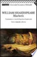 Macbeth. Testo originale a fronte