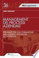 Management dei processi aziendali