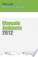 Manuale Ambiente 2012